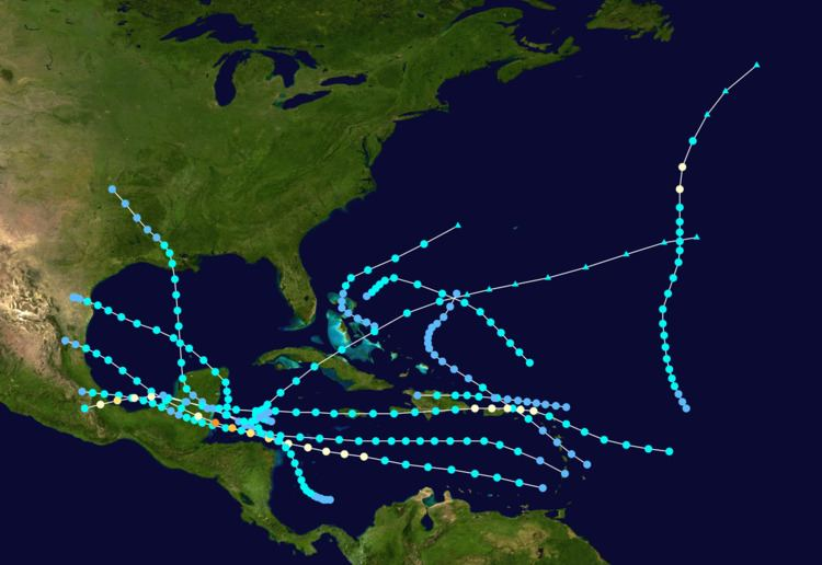 1931 Atlantic hurricane season