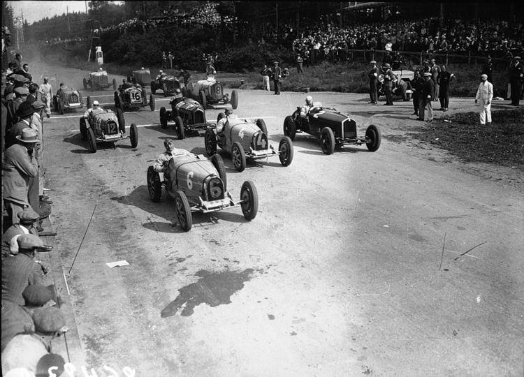 1931 Belgian Grand Prix