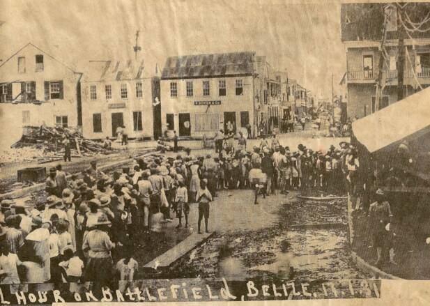 1931 Belize hurricane Hurricane1931Belize