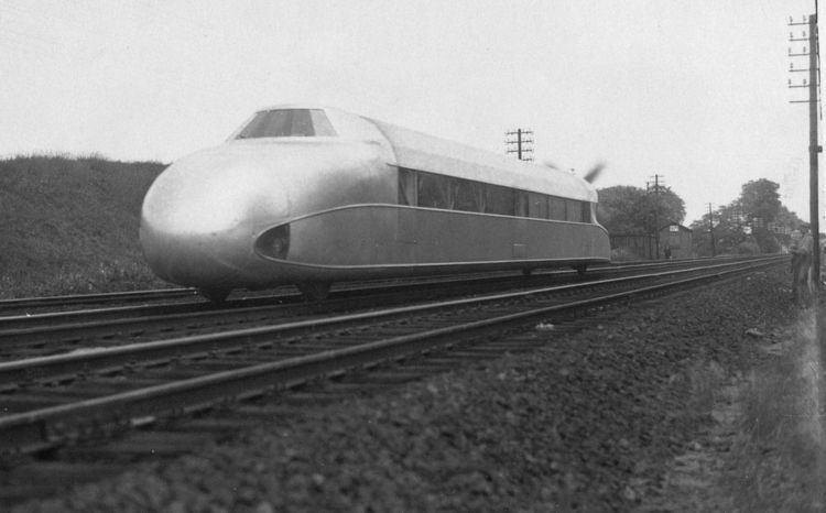 1931 in rail transport
