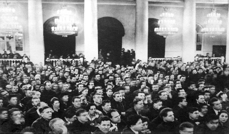 1931 Menshevik Trial