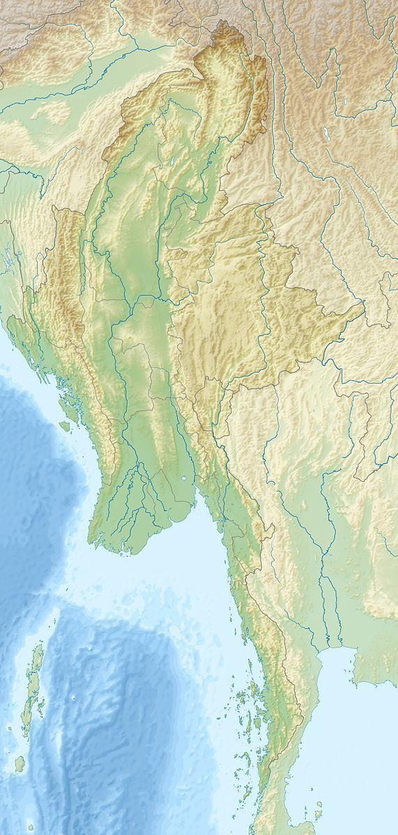 1931 Myitkyina earthquake