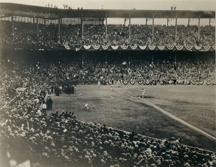 1931 World Series Sportsmans Park during World Series game ca 1931 Flickr
