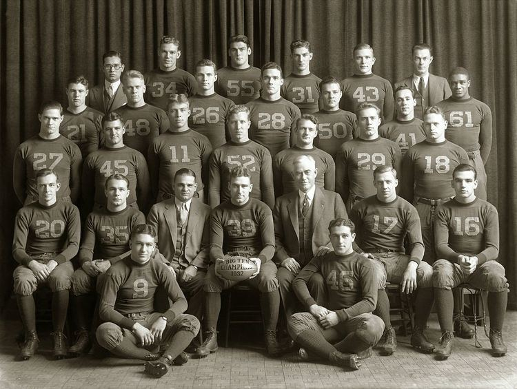 1932 Michigan Wolverines football team