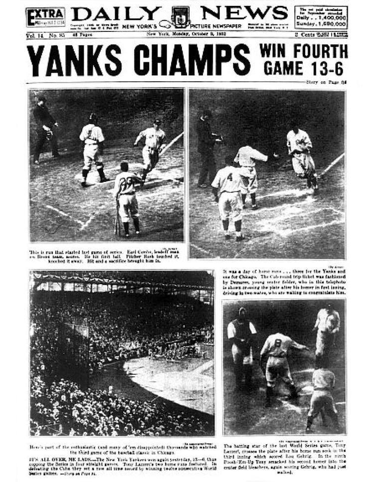 1932 World Series Pinterest The world39s catalog of ideas