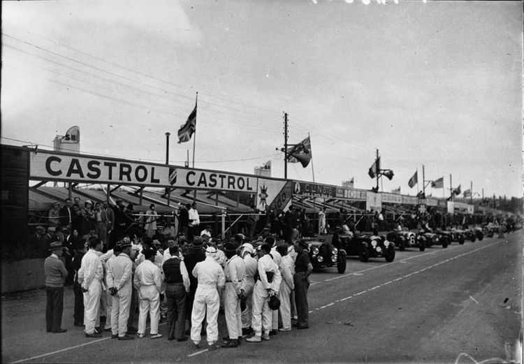 1933 24 Hours of Le Mans