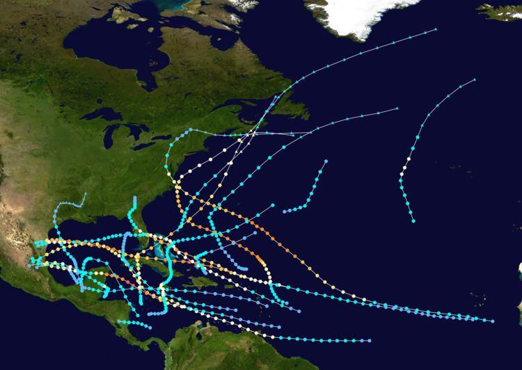 1933 Atlantic hurricane season
