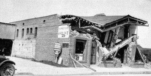 1933 Long Beach earthquake Southern California Earthquake Data Center at Caltech