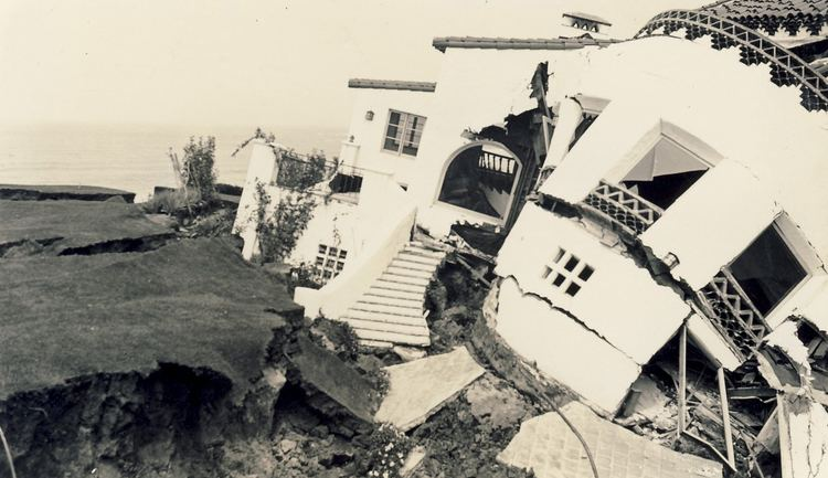 1933 Long Beach earthquake Anniversary of the 1933 Long Beach Earthquake The Bowers Museum Blog