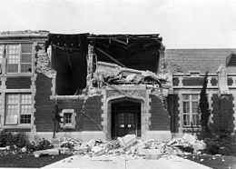 1933 Long Beach earthquake 1933 Long Beach earthquake Wikipedia