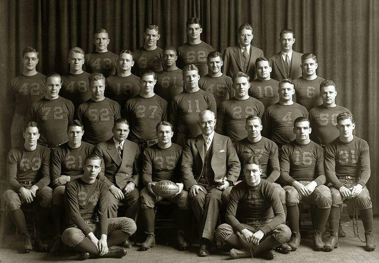 1933 Michigan Wolverines football team