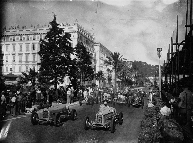 1933 Nice Grand Prix
