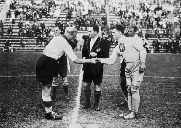 1934 FIFA World Cup Germany39s Greatest World Cup moments 1934 FIFA World Cup VAVELcom