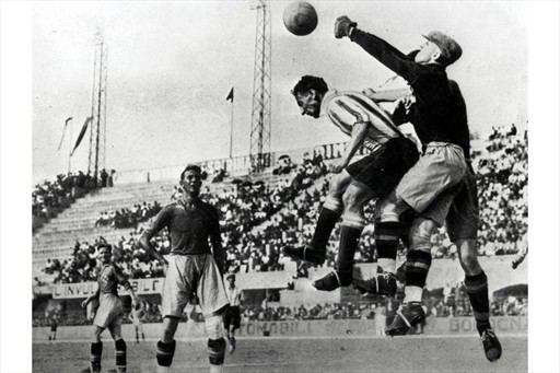 1934 FIFA World Cup 1934 FIFA World Cup Italy Matches SwedenArgentina FIFAcom