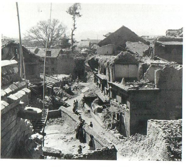 1934 Nepal–Bihar earthquake 1000 images about 1934 NepalBihar earthquake on Pinterest
