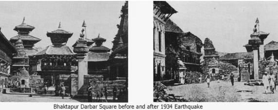 1934 Nepal–Bihar earthquake What 1934 Told Nepal to Expect About the Next Big Quake India Real