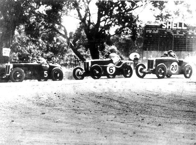1934 Phillip Island 100