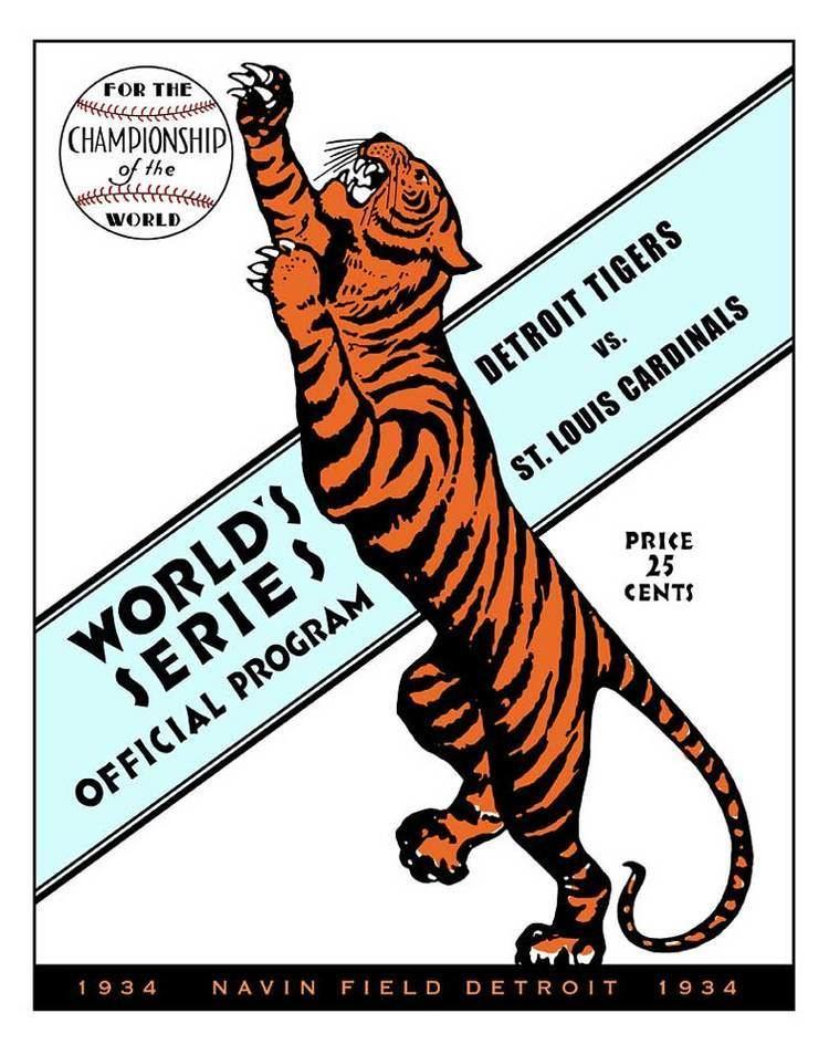 1934 World Series wwwbaseballalmanaccomimages1934WorldSeries