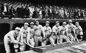 1934 World Series Ernie Orsatti 1925 The Sprouting News
