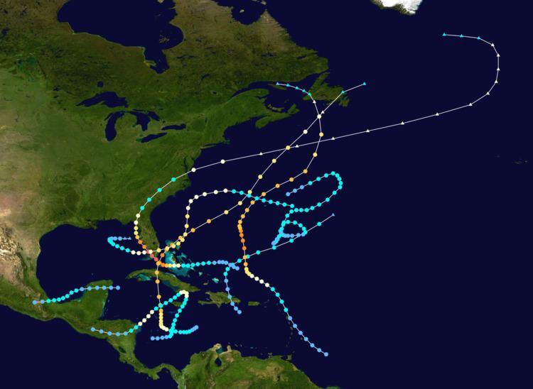 1935 Atlantic hurricane season