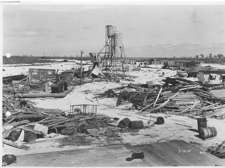 1935 Labor Day hurricane Labor Day 1935 Most Intense Hurricane to Ever Strike the US WDRB