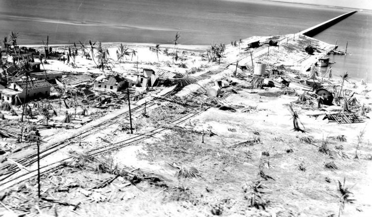 1935 Labor Day hurricane Great Labor Day Hurricane of 1935 devastated the Keys 80 years ago