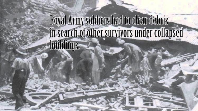 1935 Quetta earthquake Quetta Earthquake 1935 YouTube