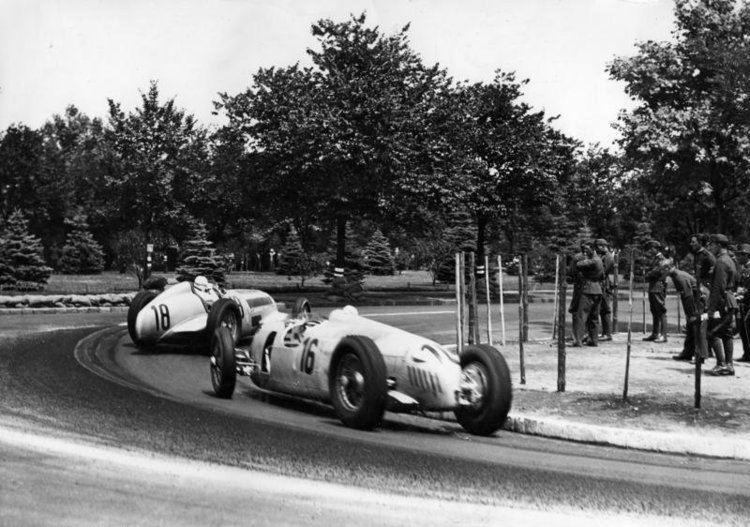 1936 Hungarian Grand Prix