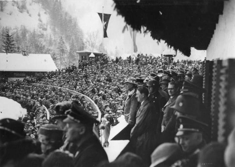 1936 in Germany