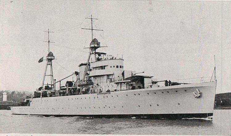 1936 Naval Revolt (Portugal)