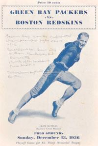 1936 NFL Championship Game goldenrankingscomFootball20Pictures202NFL20C