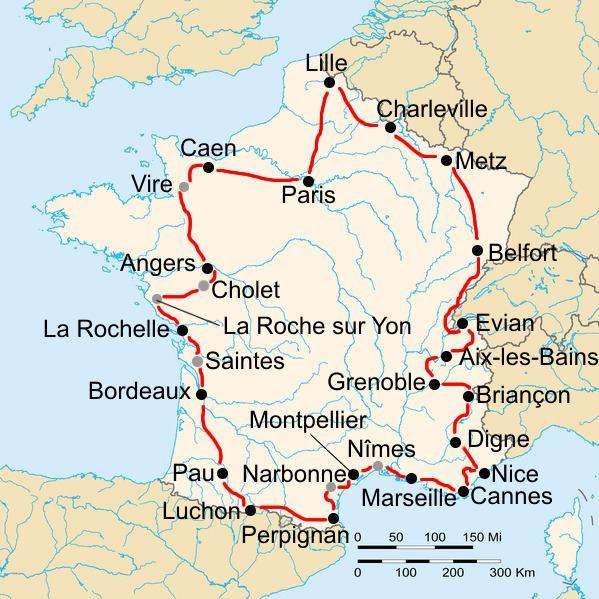 1936 Tour de France