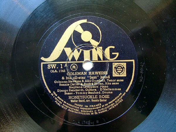 1937 in jazz