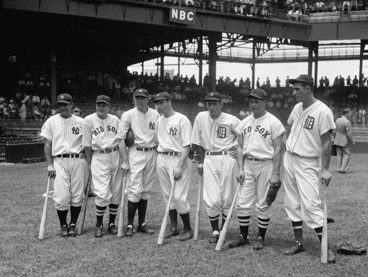 1937 Major League Baseball All-Star Game