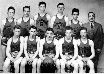 1937 Melrose High School (Iowa) Shamrocks