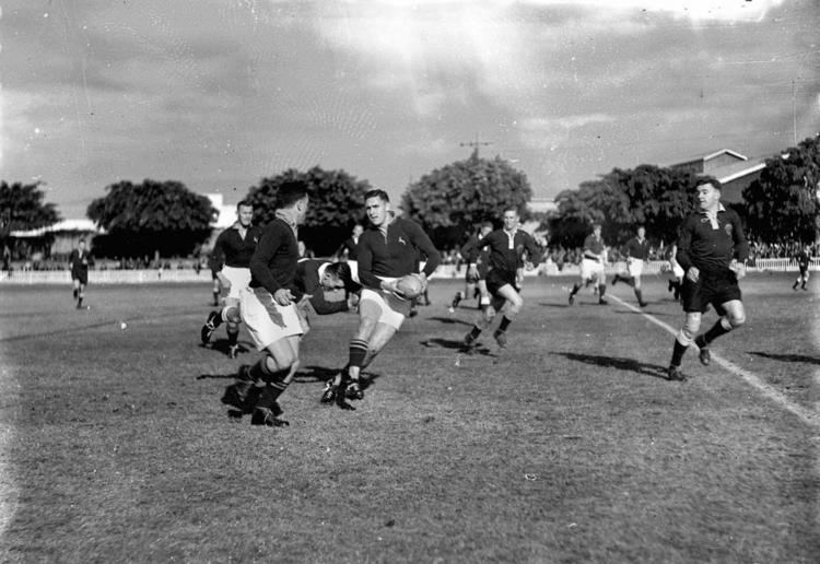1937 South Africa rugby union tour to New Zealand and Australia