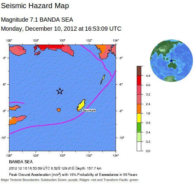 1938 Banda Sea earthquake httpswatchersnewswpcontentuploads201212S