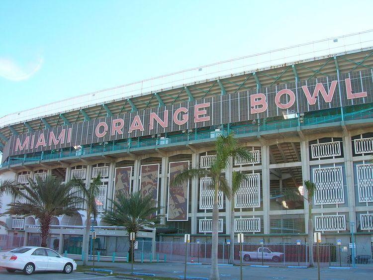 1938 Orange Bowl