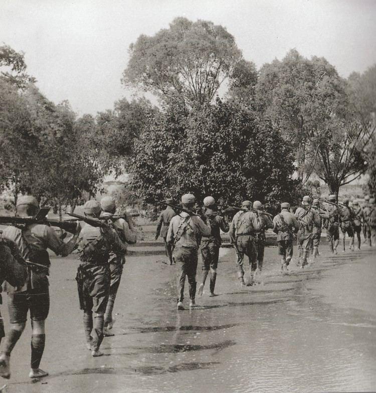 1938 Yellow River flood Yellow River flood 193847 DisasterHistoryorg