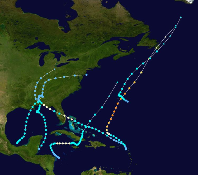 1939 Atlantic hurricane season