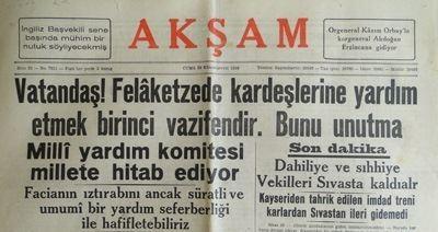 1939 Erzincan earthquake wwwkarderecomimages1939DepremYardimijpg