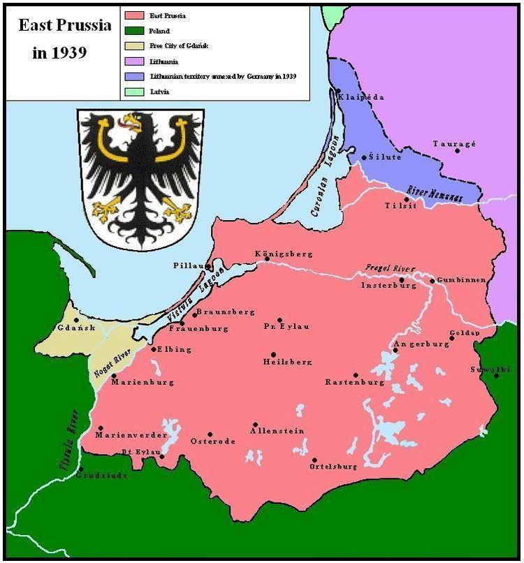 1939 German ultimatum to Lithuania
