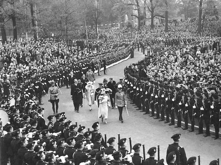 1939 royal tour of Canada