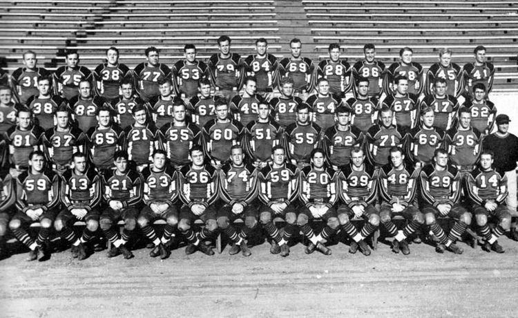 1939 Texas Tech vs. Centenary football game