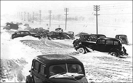 1940 Armistice Day Blizzard The Armistice Day Blizzard Your Eastern Iowa