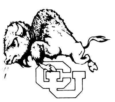 1940 Colorado Buffaloes football team