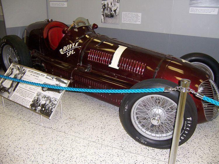 1940 Indianapolis 500
