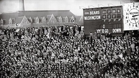 1940 NFL Championship Game Thoughts from a Buttonmonger 1940 NFL Championship Game