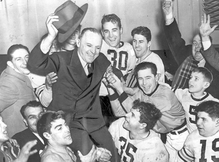 1940 NFL Championship Game After 75 years Bears39 730 championship victory still stands in