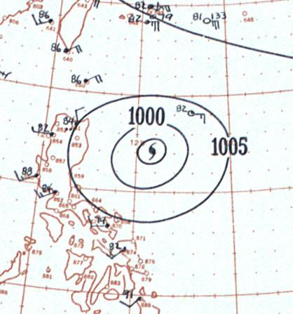 1940 Pacific typhoon season